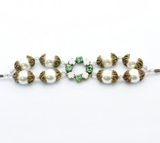 Light Green Generosa Bracelet