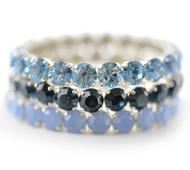 Queen Bracelet Blue Setting