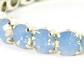 Queen Bracelet Light Blue Opal