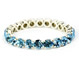 Queen Bracelet Saphire Blue
