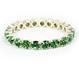 Queen Bracelet Emerald Green