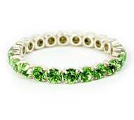 Queen Bracelet Light Green