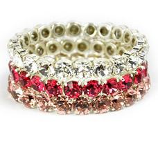 Queen Bracelet Pink Setting