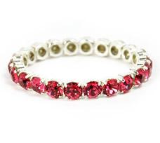 Queen Bracelet Fuschia